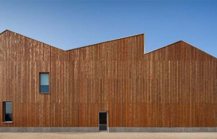 slika Drvene fasade